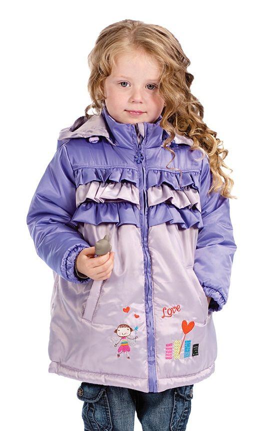 Куртки для девочек пальто весна осень